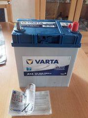 Varta Autobatterie 12V 40 Ah