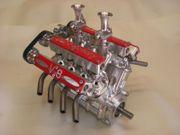 V8 Modellmotor 108ccm