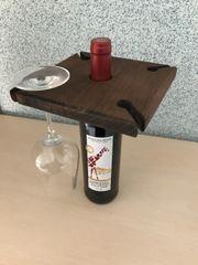 Winetray/ Wein Servierbrett