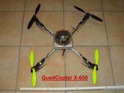 QuadCopter X600