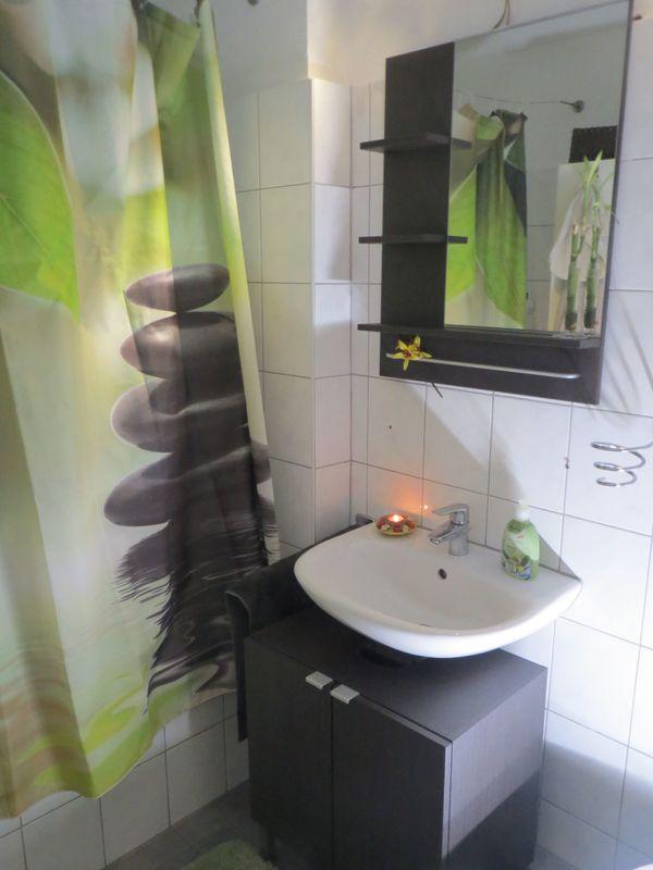 Badezimmerschrank, Spiegel, Regal » Bad, Einrichtung Und Geräte