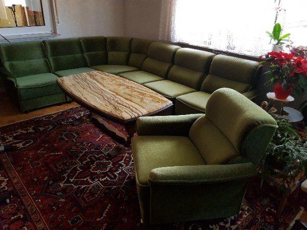 Sitzgarnitur In Elztal Polster Sessel Couch Kaufen Und Verkaufen