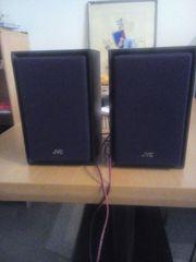 2 JVC Lautsprecherboxen