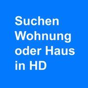 Suchen Dachgeschosswohnung in Heidelberg