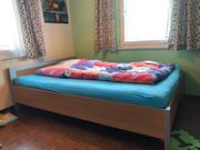 Bett 140x200 cm Lattenrost