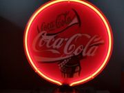 Coca Cola Leucht Schild