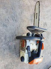 Stihl 020 T Tophandle Kettensäge