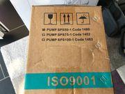 Schwimmbad Filterpumpe SPS 50-1 neu