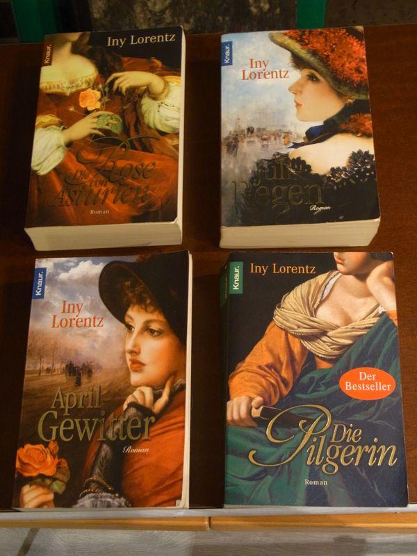 Iny Lorenz Sammlung » Allgemeine Literatur und Romane