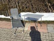 Camping-Sitzgarnitur