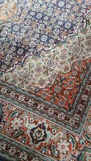 Handgeknüpft Schafwollteppich Korkteppich Seidenteppich Orientteppich