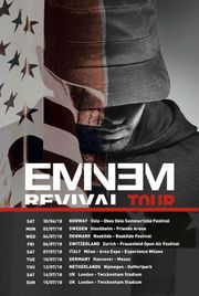 Eminem Tickets 10.