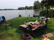 Ferienwohnung am Wasser in Mecklenburg