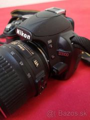 Nikon D 3100