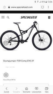 Specialized stumpjumper evo