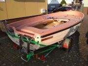 Segelboot Wieker Boote Kombiboot Rügen -