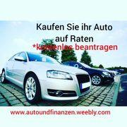 Autokauf auf Raten Deutschlandweites Angebot