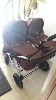zwillings - geschwisterwagen mountain buggy