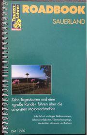 Roadbook Sammlung