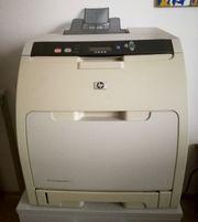 HP Color LaserJet