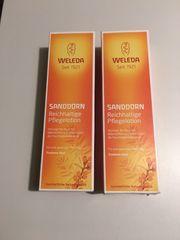 WELEDA Sanddorn Reichhaltige Pflegelotion 200
