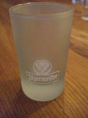6 Jägermeister Club-Gläser 5 cl
