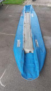 Schlauchboot (für Bastler)