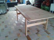 Terrassenmöbel Holz, Tisch