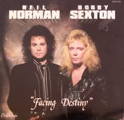 Neil Norman-Bobby Sexton-Facing Destiny LP