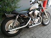 Harley Davidson Sporty
