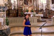 Sängerin für Hochzeiten Taufen Events