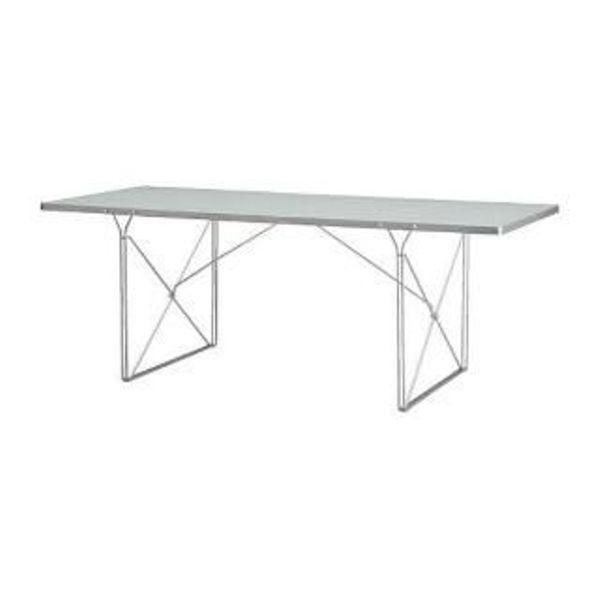 Glastisch rund ikea  Großer Glastisch zu verschenken (Ikea MOMENT) in Germering - IKEA ...