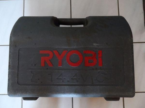 Ryobi Koffer Set 14 4