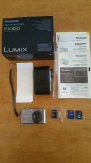 Panasonic LUMIX DMC-FX100 12 2