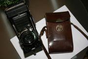 Trödel Kamera Armbanduhren Zinnteller Sammler