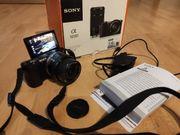 Sony Alpha 5000 a5000 mit