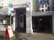 Seit 50 Jahre bestehenden Kiosk