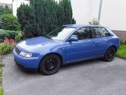 Audi-Klima- Sportfahrwerk -