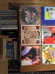Schallplatten Auflösung