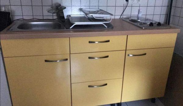 Super Single Küche kaufen / Single Küche gebraucht - dhd24.com AR27