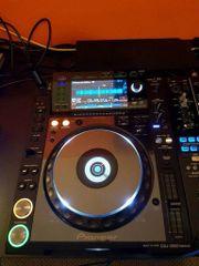 Komplettes Pioneer CDJ2000 &