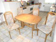 küchentisch + 5 küchenstühle