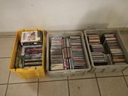 MusikCD Filme diverse Flohmarktkisten