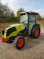 Schmalspurschlepper Kompakttraktor Traktor Weinbau Obstbau