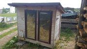 Hühnerstall gartenhütte spielhau