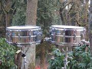 Schlagzeug 2 x