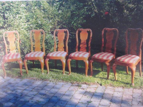Esszimmer stuhle kirschbaum - Esszimmerstuhle ebay ...