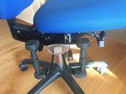 Bürostuhl mit 3D-Sitzsystem Haider Bio