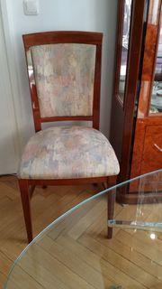 Stühle Vitrine Sidebord