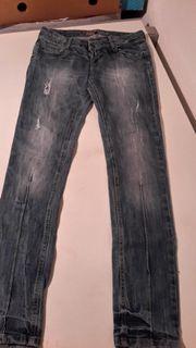 Da. Jeans `` Fishbone`